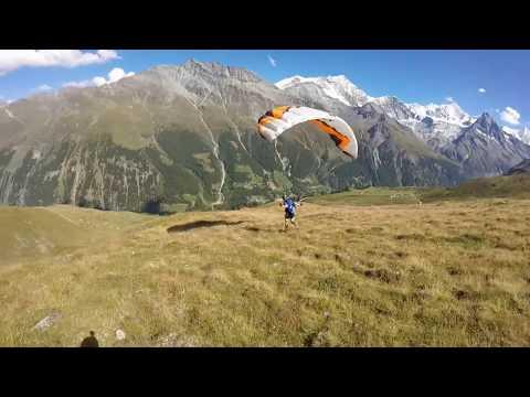 Flying Monkeys in Zinal Run2