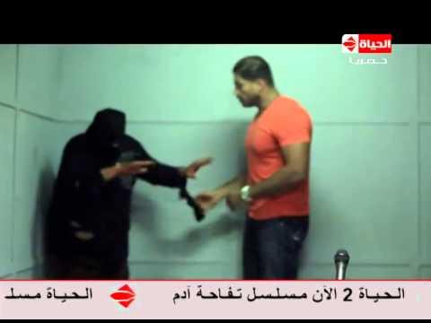 فؤش فى المعسكر - رد فعل خالد سليم بعد بكاء الرهينة محمد فؤاد واكتشاف المقلب