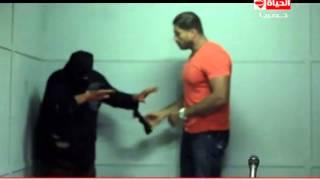 فؤش فى المعسكر رد فعل خالد سليم بعد بكاء الرهينة محمد فؤاد واكتشاف المقلب