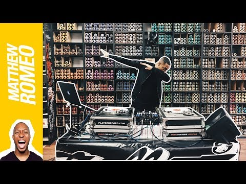 🔵How To DJ At A Party 🔵 LIVE DJ MIX by Matthew Romeo ( Toronto 🇨🇦)
