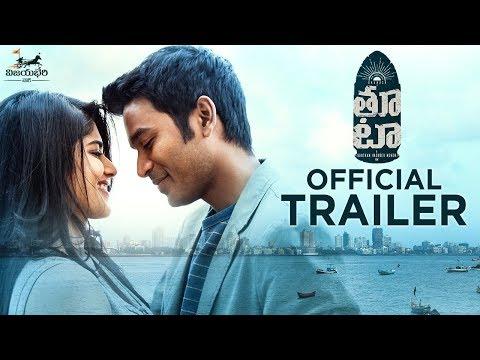 Thoota Movie - TRAILER | Dhanush, Megha Akash | Gautham Vasudev Menon | Vijayabherivari