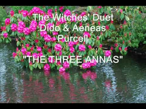 Witches Duet, Dido & Aeneas