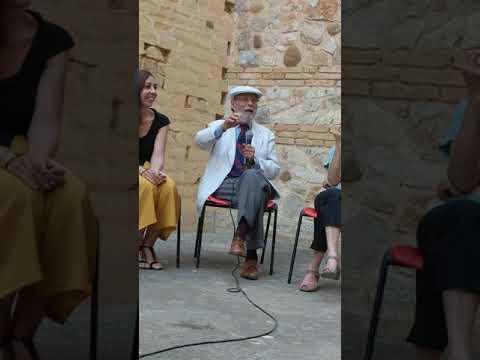 Francesco Venezia - Conferenza a Gibellina - Palazzo Di Lorenzo - 15 giugno 2019