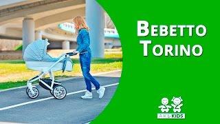 Коляска 2в1 Bebetto Torino (видеообзор)