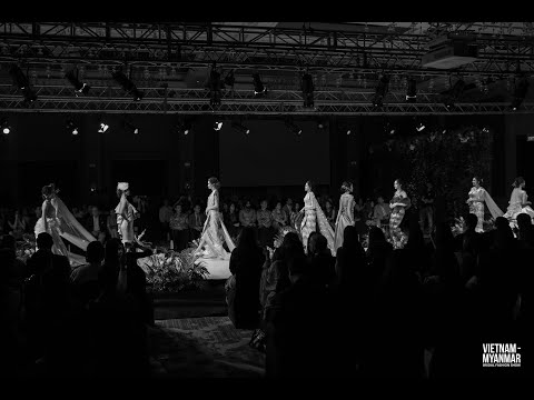 Vietnam-Myanmar Bridal Fashion Show (Behind the scenes)