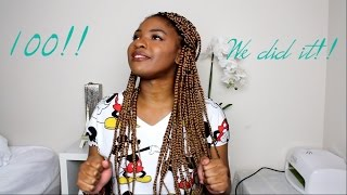Get to know me 2017- 100+ Subs! Team Swirl, Africa, Romance and much more