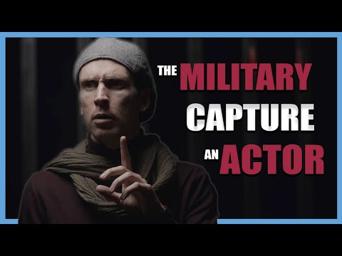 The Military Capture an Actor | Foil Arms and Hog