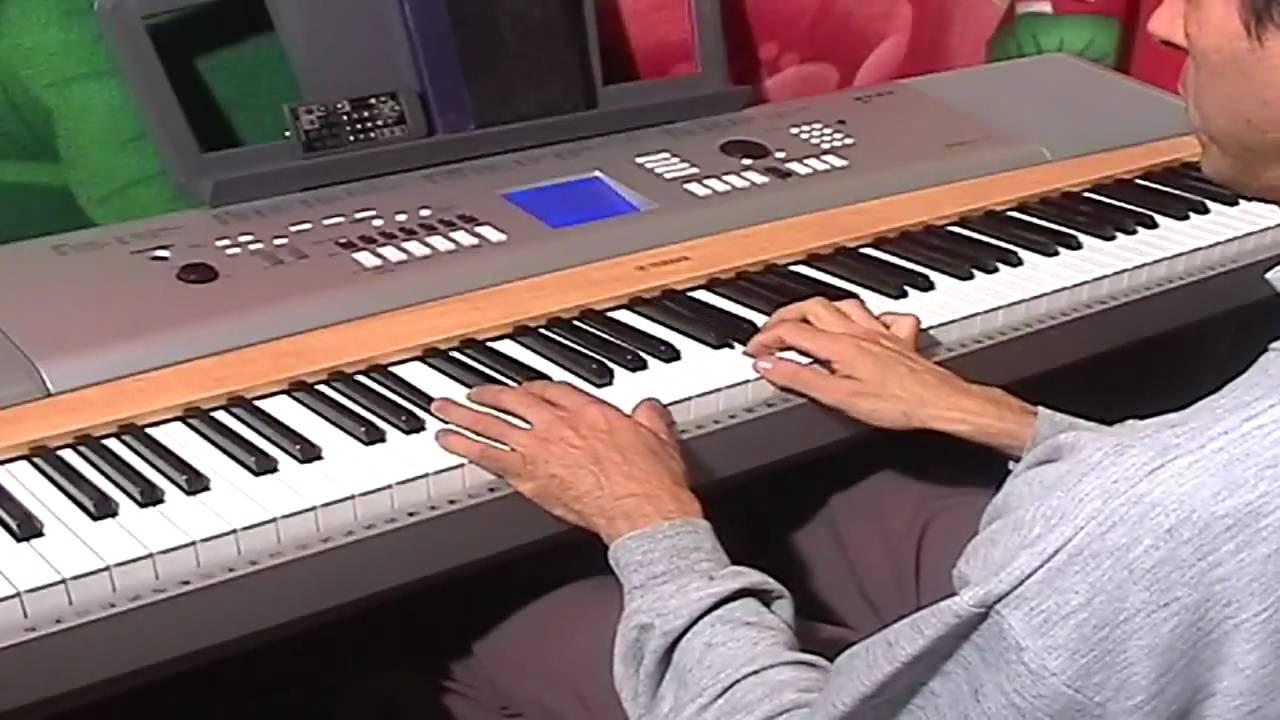 teclado gospel