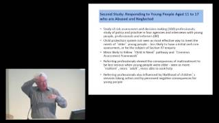 Eradicating Childhood Neglect Conference 2013 - Prof Mike Stein