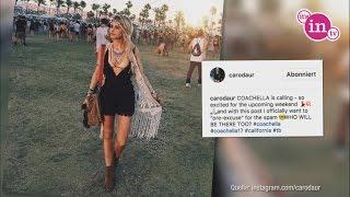 Stefanie Giesinger und Co. beim Coachella Festival!