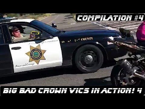 Big Bad Crown Vics In Action #4 Ford Police Interceptor p71 Compilation List