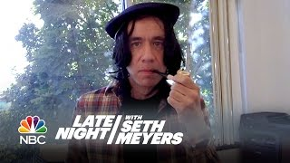 Fred Armisen FredEx - Late Night with Seth Meyers