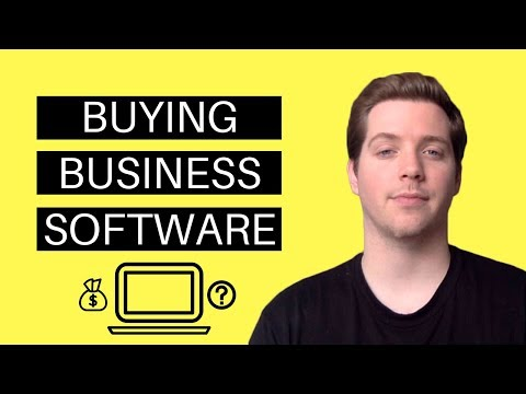 The Guide to Choosing Business and Marketing Tools & Software