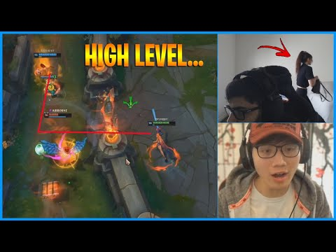 Here's a Perfect Example of High Level Combo In League of Legends...LoL Daily Moments Ep 937