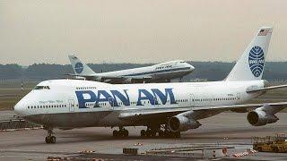 Boeing 747 Jumbo Jet Documentary  - 1990