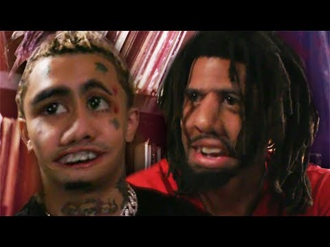 How The J. Cole x Lil Pump Interview Should've Gone