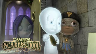 Casper Scare School - Weekend at Bunnys | Grimly Day