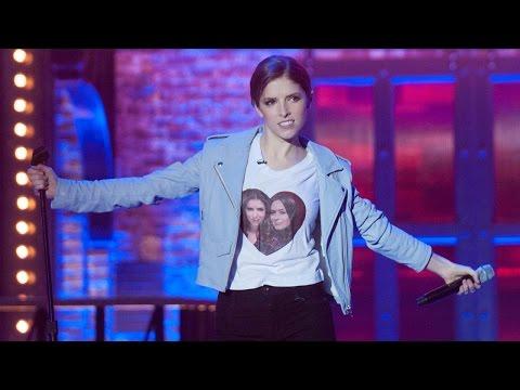 Anna Kendrick's One Direction Lip Sync Battle VIDEO