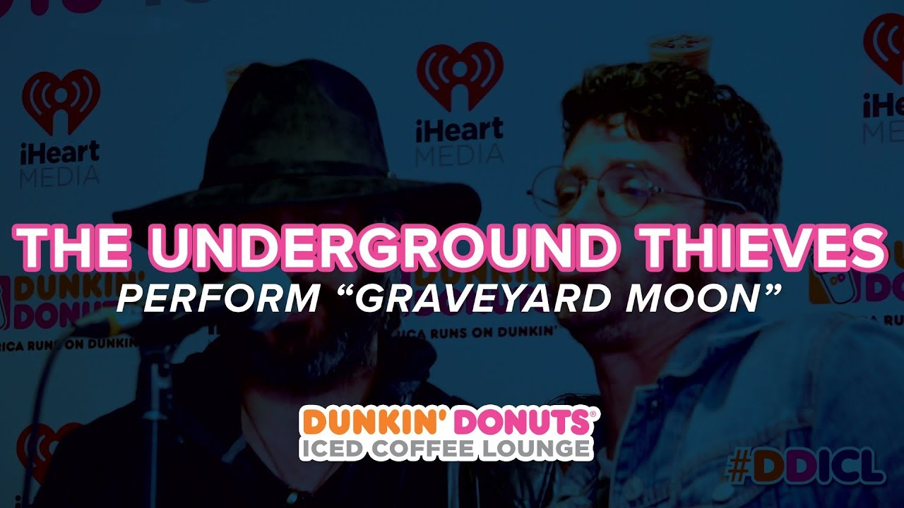 The Underground Thieves Perform 'Graveyard Moon'