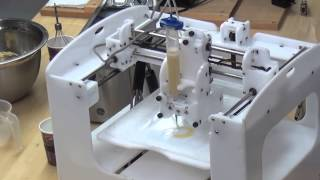 3-D Print And Eat