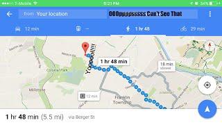 Journeys To School (4.1 Miles)