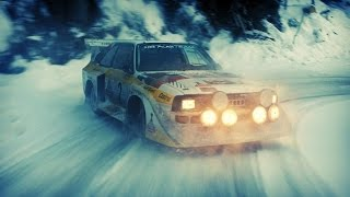 Dirt 3 Gameplay - Just another day in da snow with 70