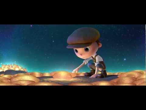 Pixar Short 'La Luna' - Shooting Star Clip