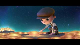 "Pixar Short ""La Luna"" - Shooting Star Clip"