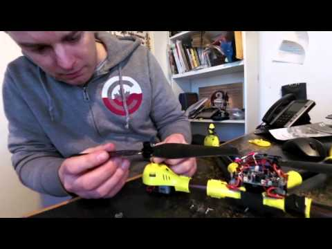 Flying Friday -  Repairing the K70C Quadcopter