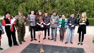 с Днем Победы! Мы будем помнить!