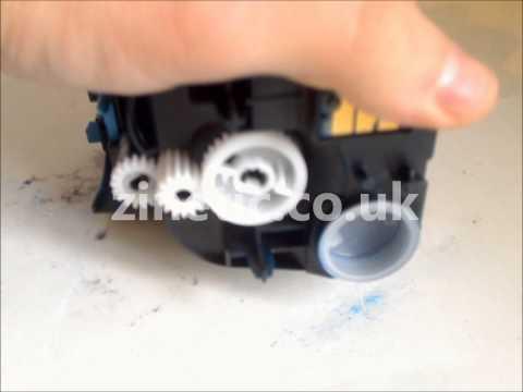 Instructions de remplissage Epson c3900 CX37 toner cartouche
