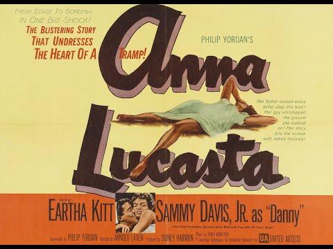 Black Classic Film:  'Anna Lucasta' - Eartha Kitt, Sammy Davis Jr.   1958  (Full Movie)