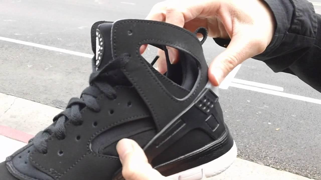 1d394b0b610f Nike Huarache Basketball 2012 - YouTube