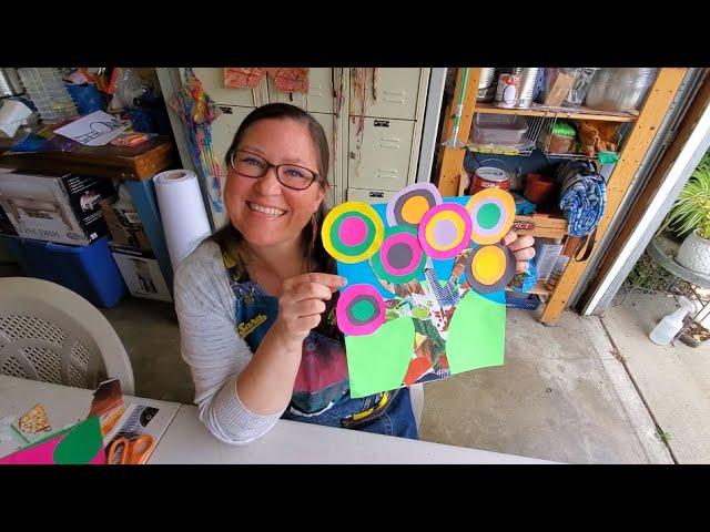 Color Your World with Kandinsky & Ms. Sara