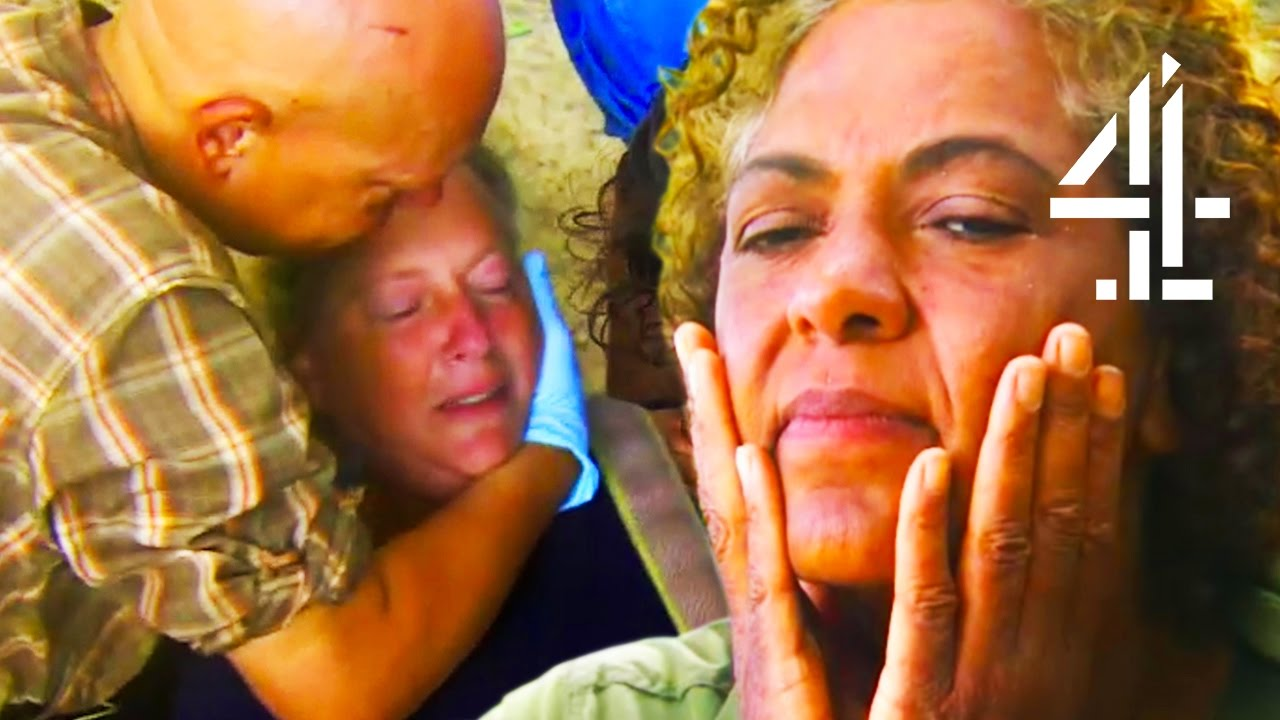 Download Islander Faints From Dangerous Low Blood Sugar & Medics Must Intervene | The Island With Bear Grylls