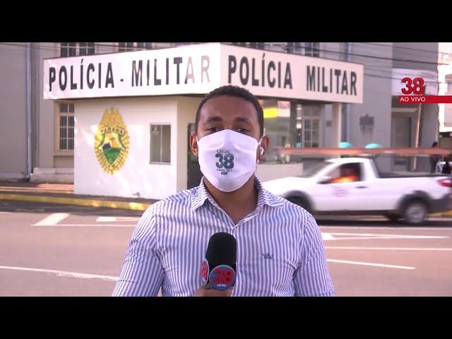 AO VIVO: LUCAS LEAL TRÁS AS ÚLTIMAS OCORRÊNCIAS ATENDIDAS PELA POLÍCIA MILITAR EM APUCARANA