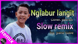 DJ NGLABUR LANGIT part 2 full bass slow