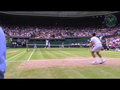 2015 Day 13 Highlights, Novak Djokovic vs Roger Federer final