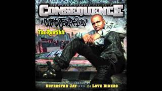 Consequence (ft. Kid Cudi) - On My Own (Curb Certified) (HQ Audio)