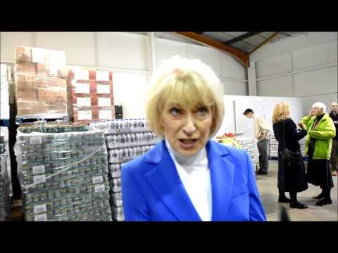 VIDEO: FareShare launches Chesterfield depot