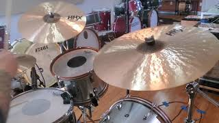 "Cymbals - Sabian 22"" HHX Complex Thin Crash"