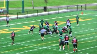 NJ Spartans Game Recap: Game 4 of the 2012 NEFL Season