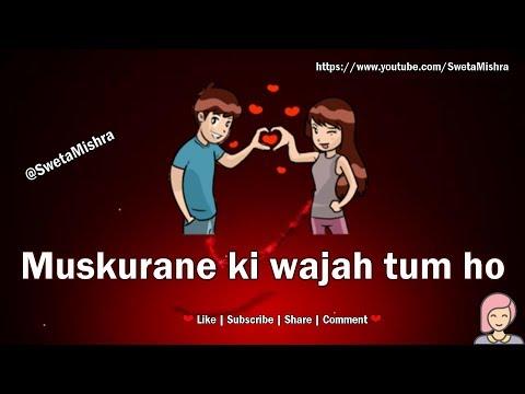 Muskurane Ki Wajah Tum Ho | City Lights | Love Song | Whatsapp Video Status