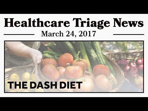 A Look at The DASH Diet 20 Years Later