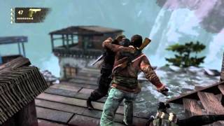 brutal hand to hand combat nathan drake style uncharted collection ps4