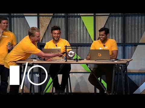 Cross-Platform coding without a net - Google I/O 2016