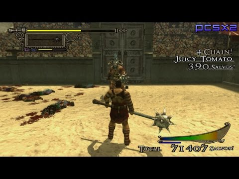 Shadow of Rome - PS2 Gameplay 1080p (PCSX2)