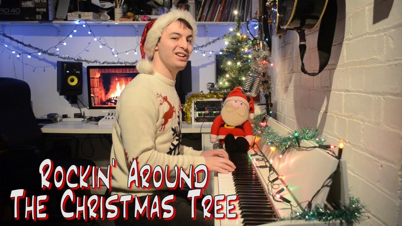 Rockin Around The Christmas Tree Mel And Kim.Rocking Around The Christmas Tree Xmas Cover By Brenda Lee Miley Cyrus And Mel Kim