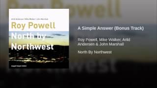 A Simple Answer (Bonus Track)