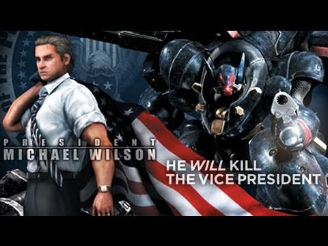 The greatest President who ever KILLED | Metal Wolf Chaos